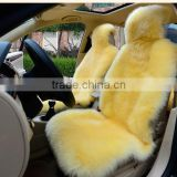 new car seat cushion cushion all Australian wool winter plush car cushion fur seat cover