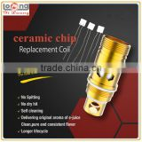 Yiloong tungsten wire with ceramic coating ceramic heating element like ccell coil ceramic