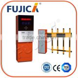 Bar-code parking systems central payment station FJC-T6