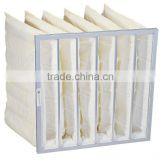 95% Electrostatic Nonwoven Pocket Filter