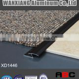 "Aluminium flooring profile Connecting profile carpet gripper strips ""Z"" shape-XD1446"
