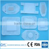 sterile wound dressing kit/ transparent film or non-woven pad                                                                         Quality Choice