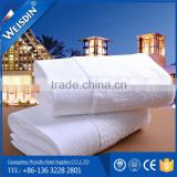 Weisdin Luxury Hotel Supplies Custom Logo Cotton Bath Towels Set