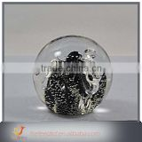 Gift Clear Glass Craft Ball Ornaments