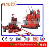XUL-100 mobile compact soil investigation,SPT drilling rig machine