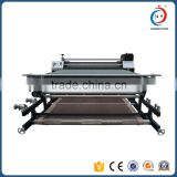Original manufacturer 2m cylinder roller heat press roll to roll heat transfer machine over 10years lifetime