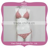 Fast delivery new style bikini girls swimwear photos hot sexy exotic bikini women swimsuit