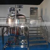 High quality cheap custom tomato paste production line/vacuum emulsifying Mixing Equipment