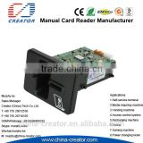 IC/RFID/Magnetic ATM CRT-288KDip Card Reader