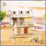 Best Selling Spice Jar Seal Wholesale Salt And Pepper Mill Shaker Set