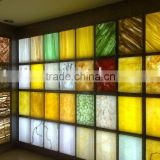 Interior Backlit Transparent Acrylic Display Box                                                                         Quality Choice