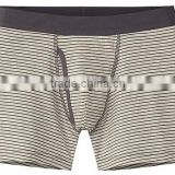 mini stripes men underwear cotton boxer shorts