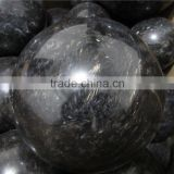 2015 New FengShui natural astrophyllite stone ball sphere quartz crystal ball sphere
