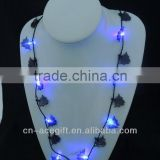 mardi gras flash for beads,holiday flashing necklace,Party decorations,party favor,glow lights necklace
