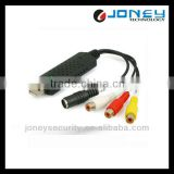 China supplier 4ch USB DVR RCA input