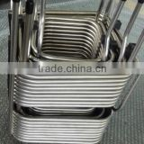 304 316 stainless steel SS Square-Shaped Heat-Exchanger Industrial Tubing Coil alibaba com