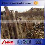 China Shenyang LMME carving stone/column stone/garden pillars basalt