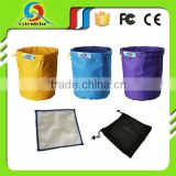 Hydroponics air filtration bag /hydroponics extractor bubble bag
