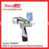 High Accuracy Handheld XRF Analyzer, Mineral Analyzer Price