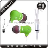 earphone spy for gift super bass sound quality free samples offered