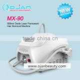 China factory promotion portable painless laser epilation micro cooling system 808nm diode laser hair removal cost