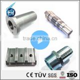 Chinese OEM customized high quality CNC machining galvanized/zinc-plated/zinc-coated spare parts with best price
