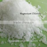 Food Grade Magnesium chloride flake 99%,MADE IN CHINA