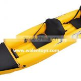 kayak,inflatable fish kayak,sea/ocean canoe