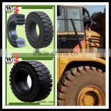 commerci dump truck use chines solid truck tyre 8.25-20