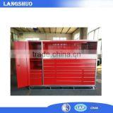 Customized cold rolling steel material stainless steel handle metal tool storage cabinet