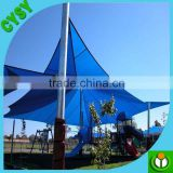china factory supply 100% Hdpe Sun Shade sail /hdpe balcony windscreen net/sun shadow sail
