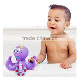 New Design Cheap baby bath toy with Floating Animals /bath Toy Organizer anima Set From ICTI Dongguan OEM&ODM Manufacturer