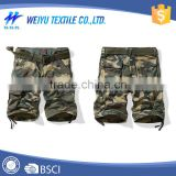 CHINA Direct sale Breathable Men camo cargo pants Shorts