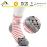 2015 new design custom high quality cotton women socks in hot sale
