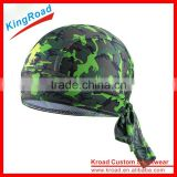 Fashion Camouflage Quick Dry Cool Bike Tour Sun Cycling Cap Head Wear scarf Hat Bicycle Bandana Ciclismo pro team cycle Cap