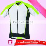 2016 New design top quality of merino wool cycling jersey for OEM&ODM