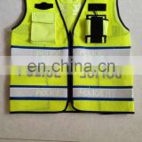 Polyester 3M working safety vest for facture worker