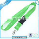 Custom New polyester material printed lanyards on market