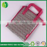 Wholesale customized large insulated plastic cooler bagstom Recycled picnic insulated cooler bag