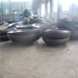 Diameter 500mm to 1600mm Metal Half Carbon Steel Hemisphere