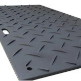 UHMW PE sheet HDPE engineering plastic rigid paving slab
