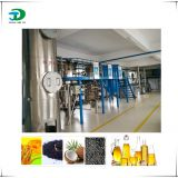 Good Quality crude oil refining plant, crude sunflower oil refinery plant