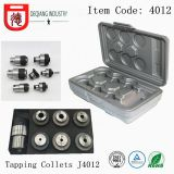 Tapping Collets 4012 package Plastic tool box