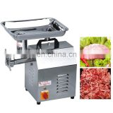 New enterprise hot sale home electric operated meat mincer stainless steel automatic meat grinder good quality