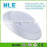 high power microwave sensor 20w ceiling lights led ceiling lamp led CE ROHS approved FM-F32-20W