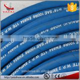 China Hydraulic Factory Fuel Oil Rubber Hose Pipe Air Hose Water Hose