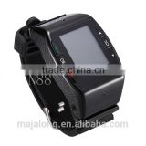 The hot saling 1.4 inch Bluetooth smart compass watch phone with WIFI&GPRS&FM Radio&MP4 N88 Smart Watch