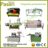New design bamboo stick making machine | wooden chopstick machinery | wooden chopstick machine line