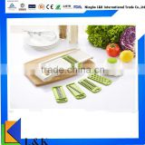 New 5 in 1vegetable slicer/ vegetable cutter friut slicers peelers grater shredder cutter /interchangeable blades