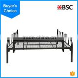 2016 stainless steel super single bed frame for sale